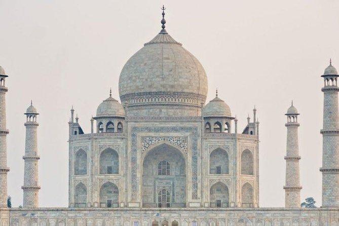 Private Taj Mahal Tour By Train