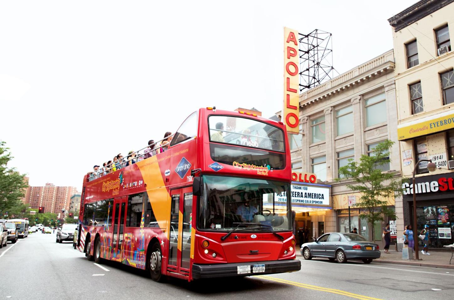 環城雙層巴士48小時隨上隨下 (ALL AROUND TOWN 48 HOUR TOUR)