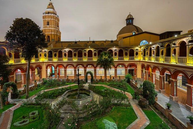 Convent of Santo Domingo Admission Ticket
