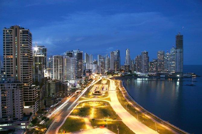 Panama Canal Miraflores Locks and City Tour