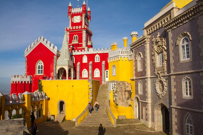 Sintra Small Group Tour from Lisbon