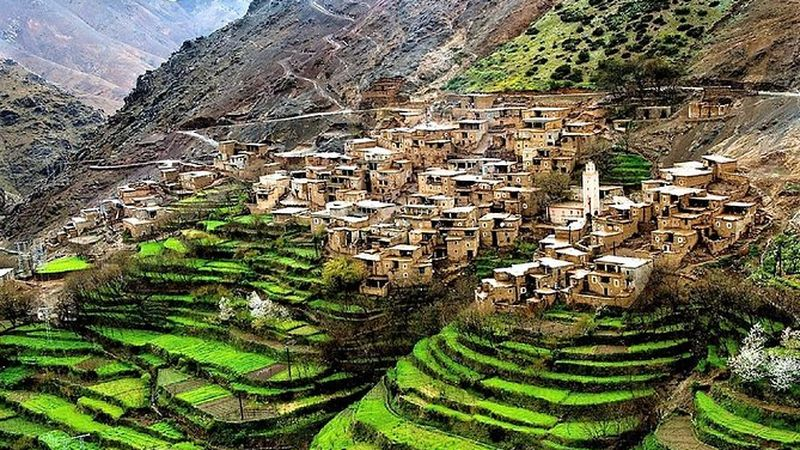 High Atlas Mountains And 4 Valleys Day Trip From Marrakech