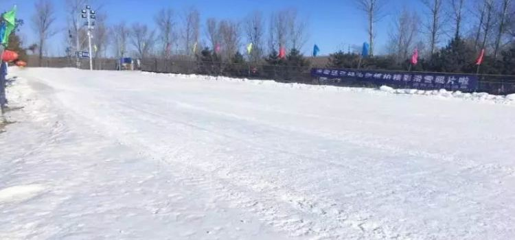 Ziyunshan Ski Resort1