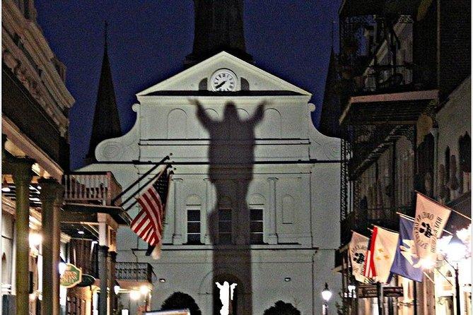 French Quarter Drunken Ghost and Vampire Tour