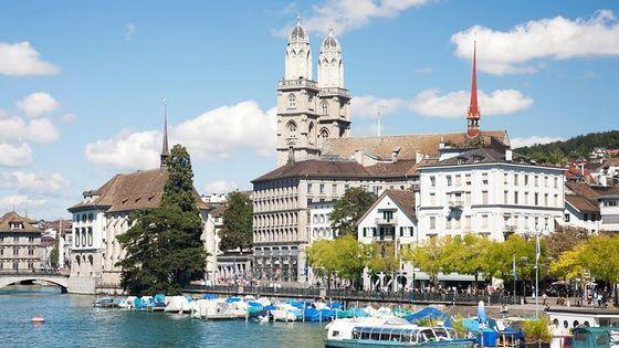 Private Tour: Zurich City Highlights