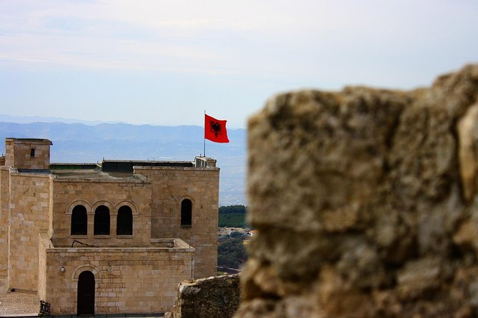Kruja, Preza Castle & Durres