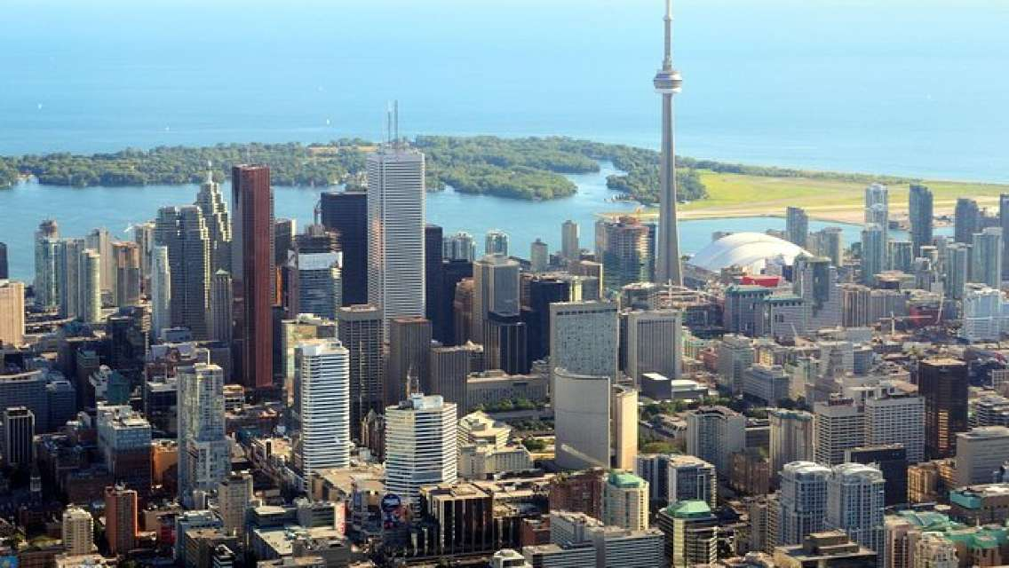Private Toronto Guided City Tour
