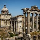 Afternoon Colosseum Roman Forum and Palatine Hill Walking Tour