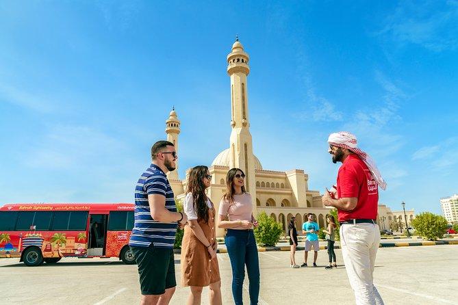 Catch the Essence of Manama - Half Day City Tour
