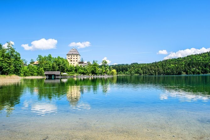 Private Tour: Eagle's Nest, Berchtesgaden, Golling Waterfalls and Lake Fuschl