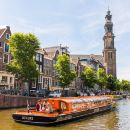 Amsterdam 1-Hour Canal Cruise from Central Station