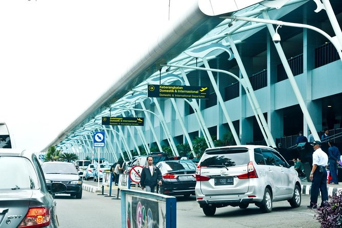 Bandung Hotel to Airport- Departure Private Transfer (Daytime)