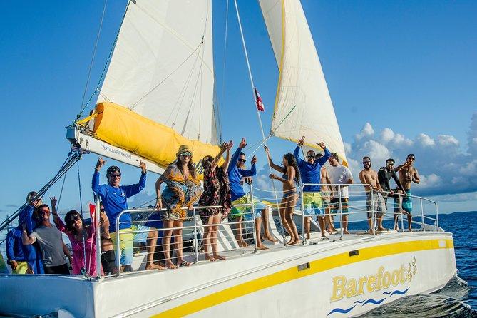 Catamaran Snorkel and Picnic Cruise