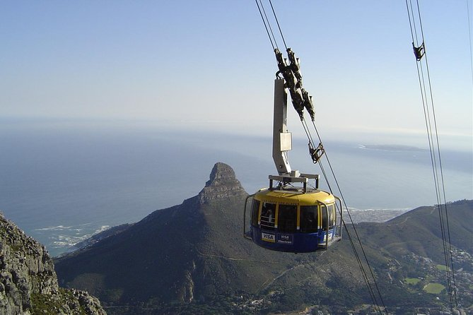 Table Mountain and Cape Town Half-Day Trip
