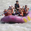 Athabasca River Canyon Run