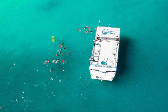 Cabo Escape Breakfast Snorkel Cruise