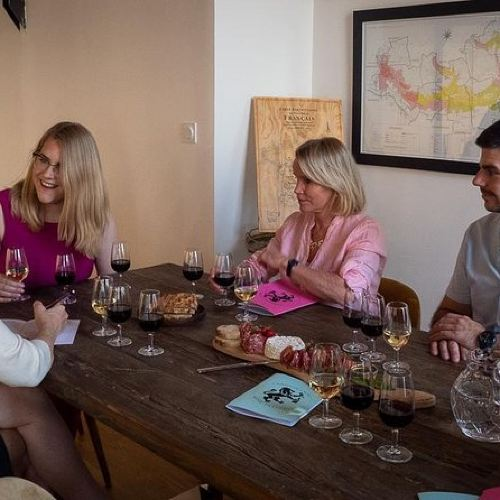 All About Burgundy Wine Tasting