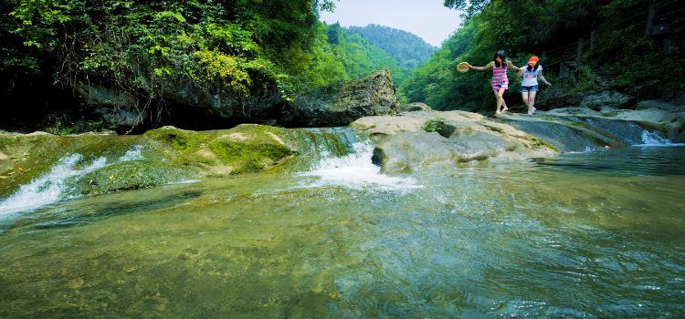 Jindao Canyon3
