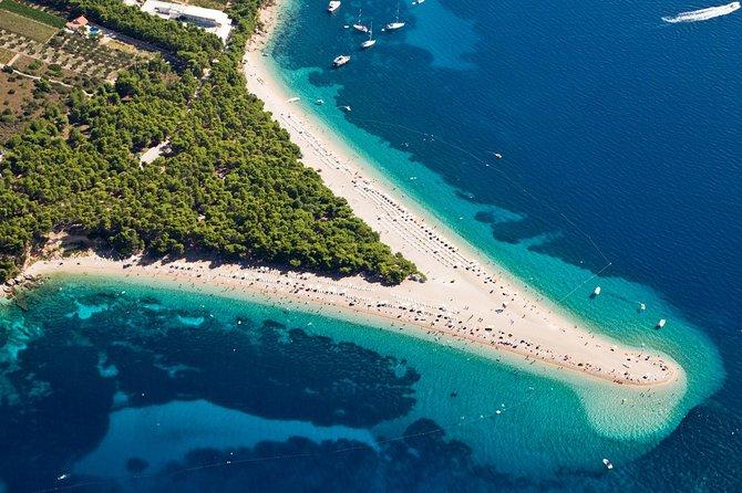 Bol on the island of Brač - Day Trip from Šolta island (Nečujam) - Every Sunday