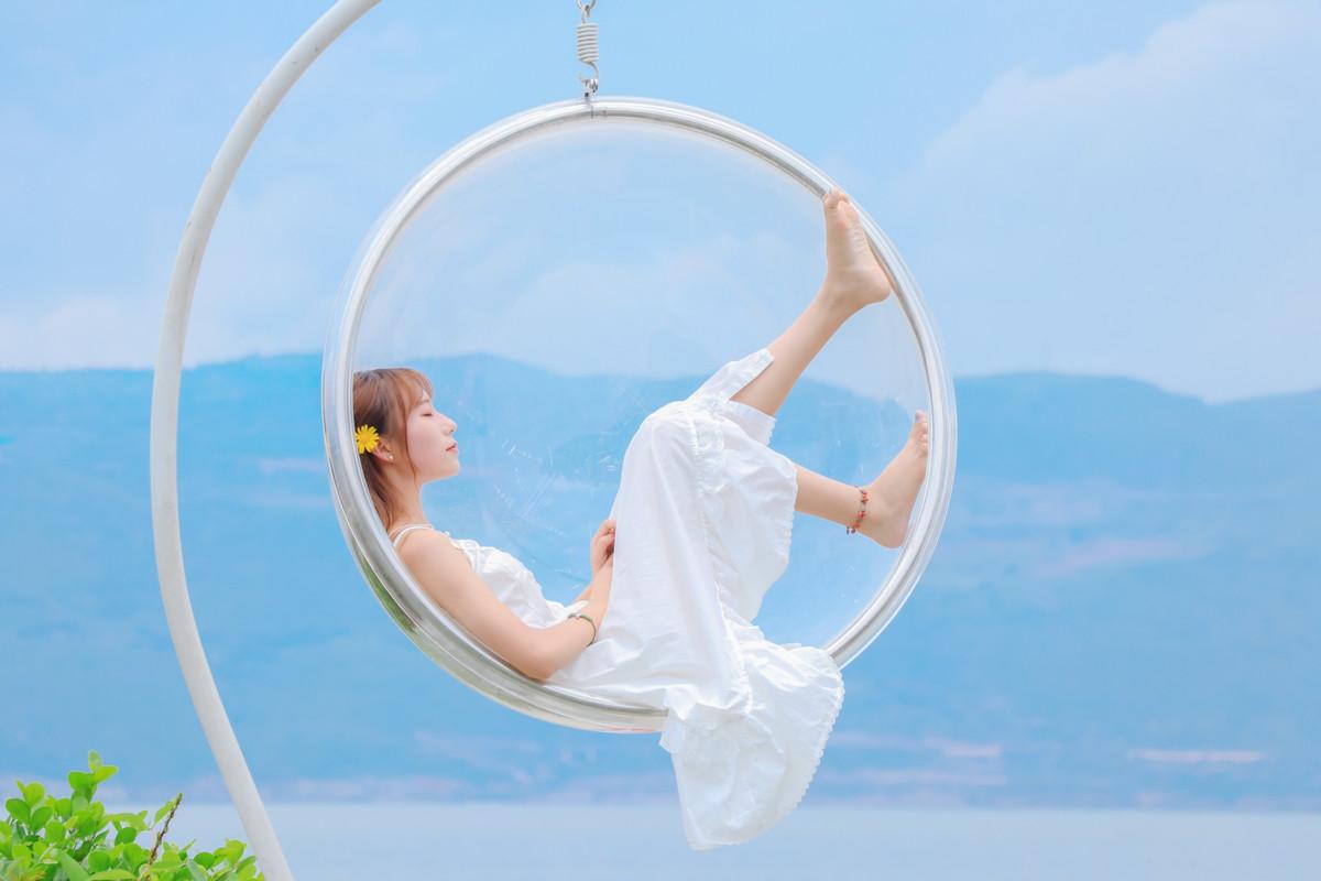 雲南大理洱海+雙廊一日遊(可選旅拍/天空之境/敞篷吉普車/玻璃球)