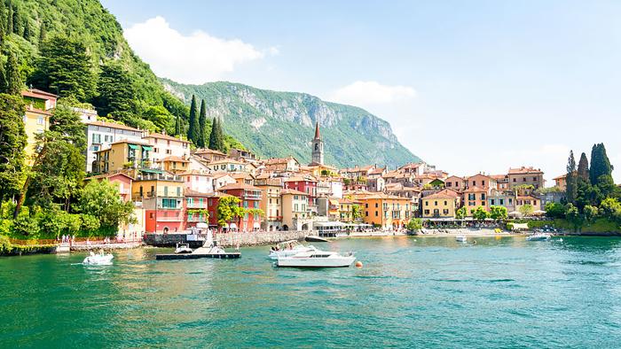 意大利米蘭出發科莫湖+貝拉吉奧+瑞士盧加諾一日遊