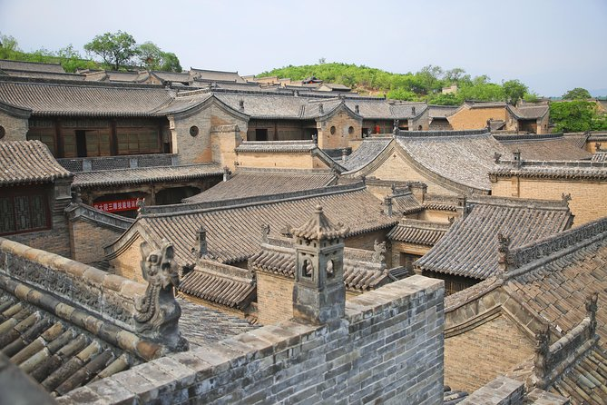 One Day Private Pingyao Private Highlights (Pingyao Ancient Town & Wang Family)