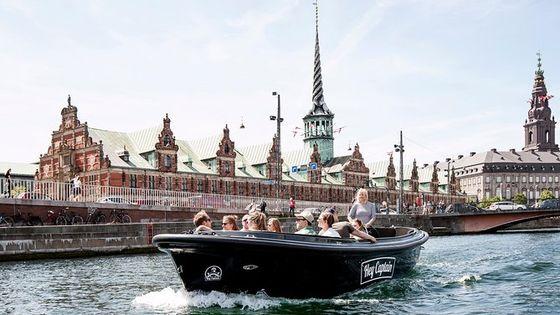 Copenhagen Canal Tour - Exploring Hidden Gems