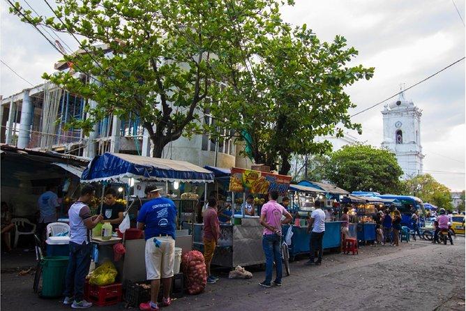 Santa Marta 2-hour Street Food Tour