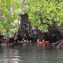 Small-Group Sea Kayaking in Ao Thalane Bay and Hong Island from Krabi