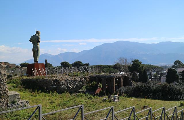 이탈리아 남부 감성 투어 (로마 출발)