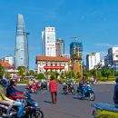 Ho Chi Minh city half-day tour (Joining tour)