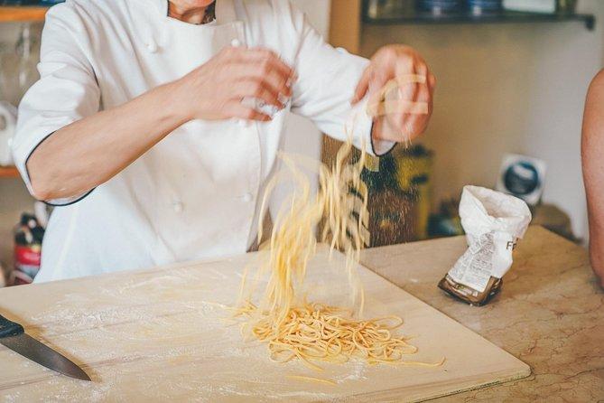 Semi-private Italian Risotto and Pasta Making Class