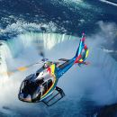 Niagara Falls Tour + Helicopter Ride and Skylon Tower Lunch - Private Safe Tour
