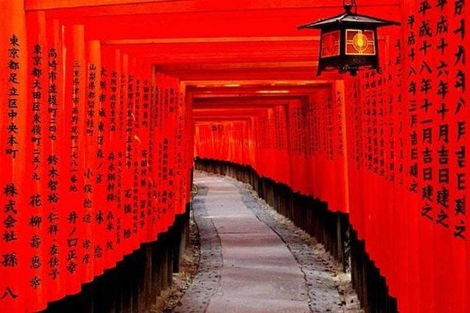 Kyoto & Nara – 1 Day Bus Tour