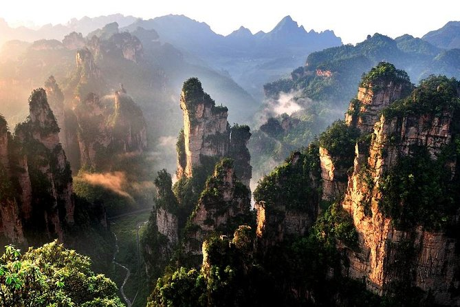 1 Day Zhangjiajie Private Tour Visit Avatar Mount and Tianzi Mount with Dinner