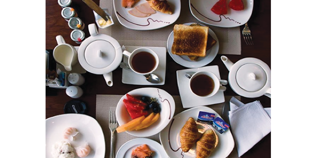 Food Matters: Top 6 Staycations with Delectable Breakfasts