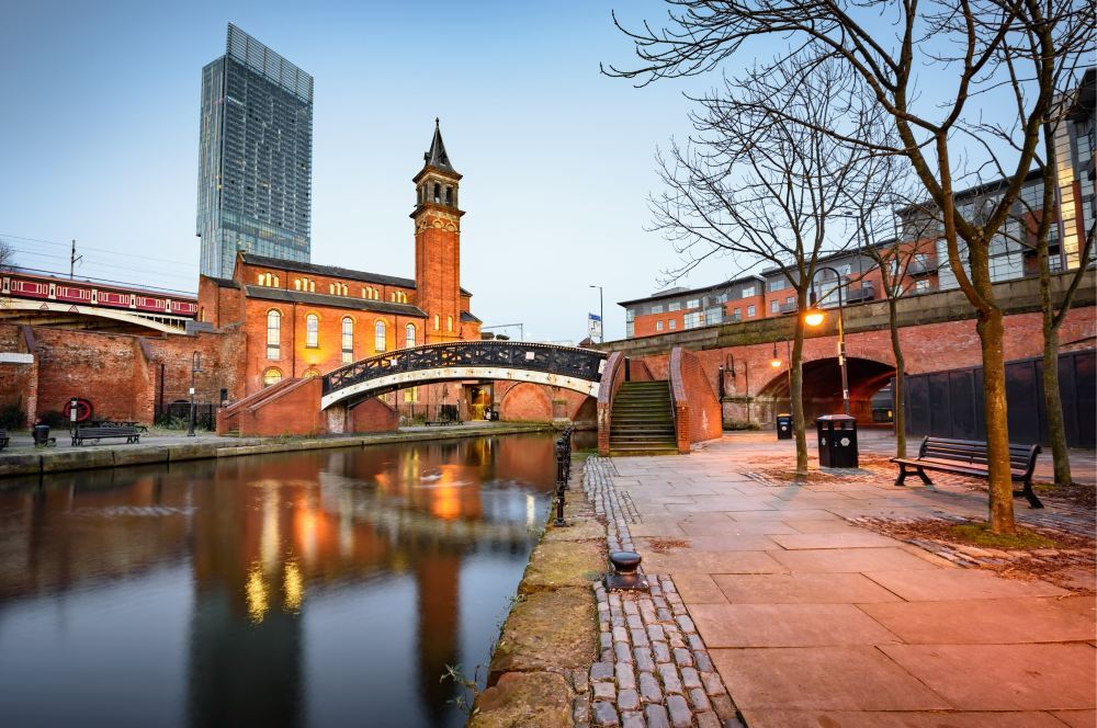 Visit Manchester: A Sunny Getaway in England