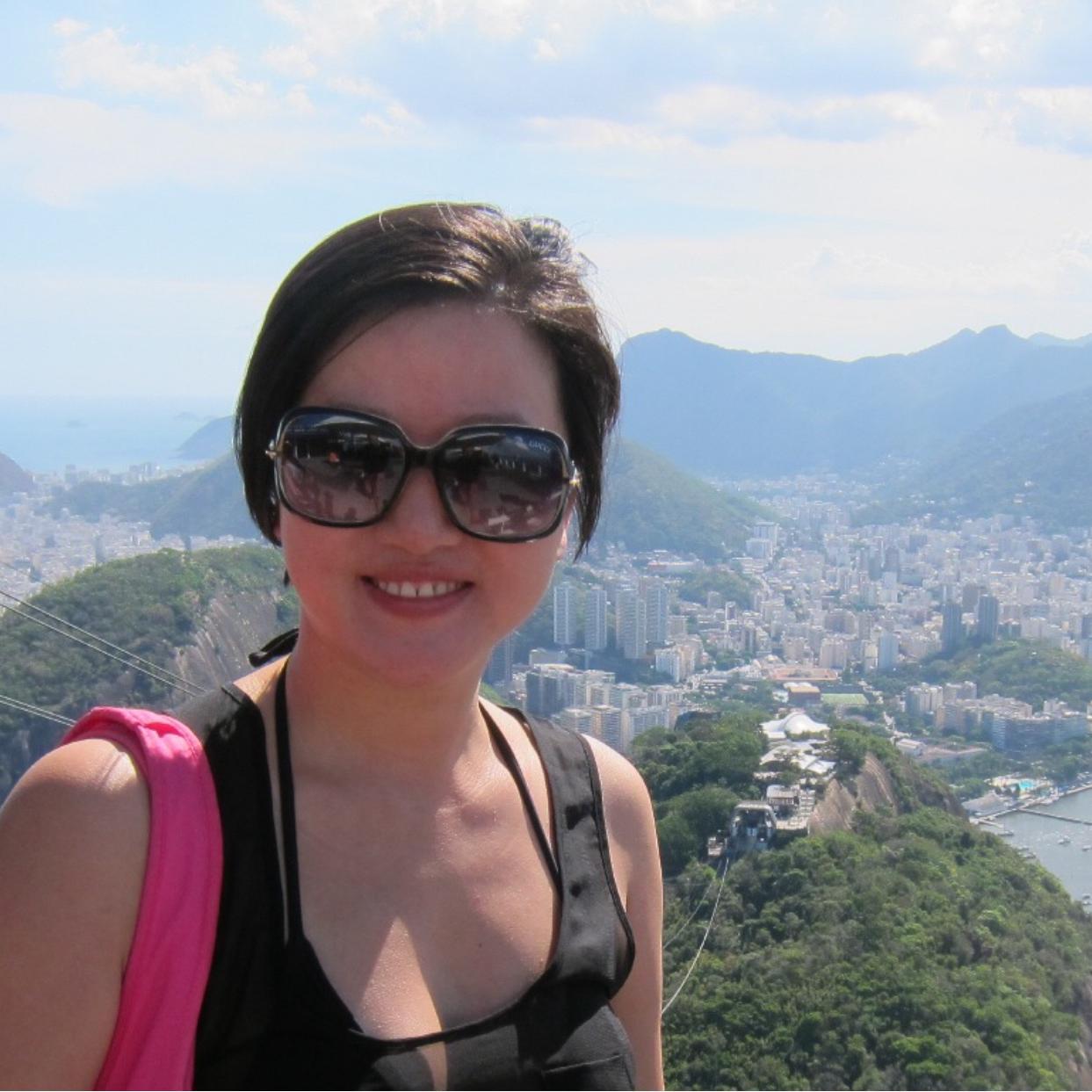 山地姑娘的旅遊人生
