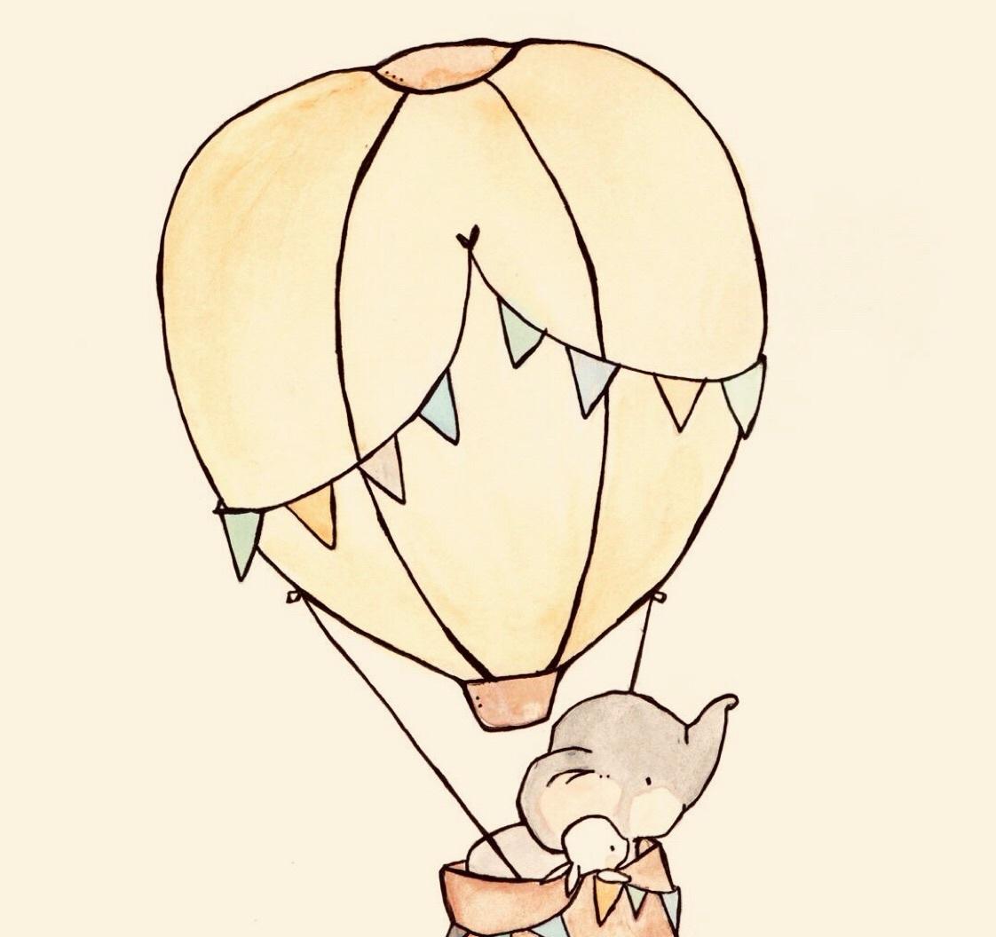 飞行的小象