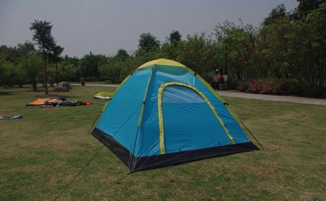 我们都是露营者