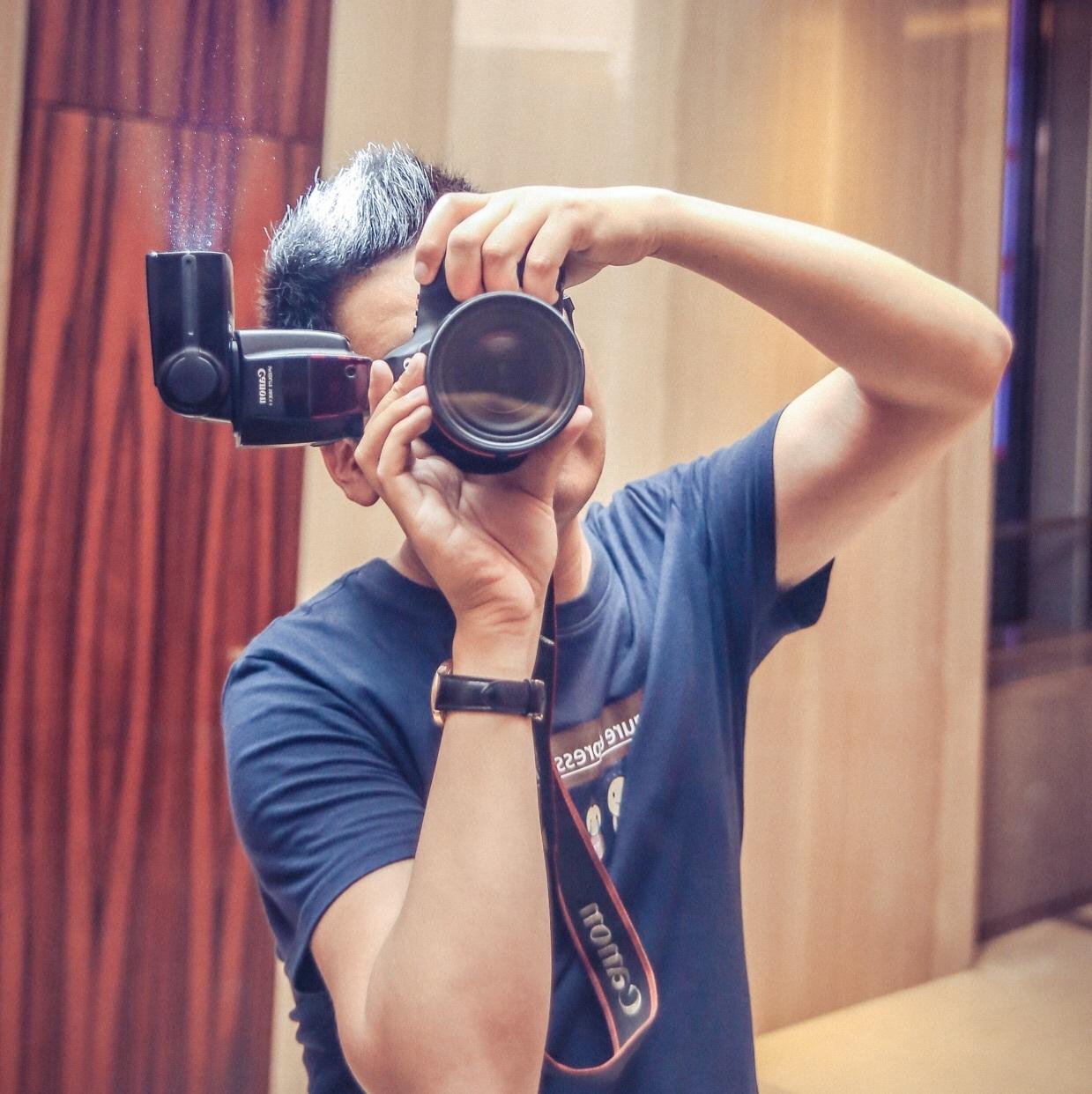 摄影师黄导