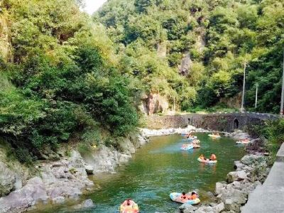 General Mountain Pass Rafting Expedition