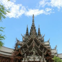 The Sanctuary of Truth User Photo
