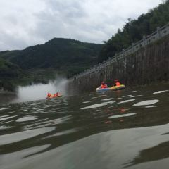 Rapid Adventure Rafting in Huxiao Gorge User Photo