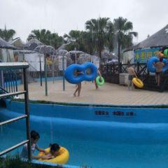 열대폭풍수상낙원 여행 사진