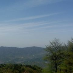 쓰밍산 지질공원 관광구 여행 사진