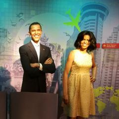 Madame Tussauds Bangkok User Photo
