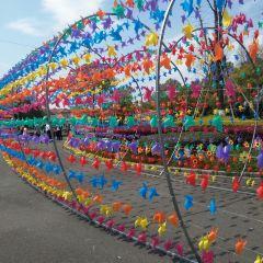 닝보 첸수이완 베니스 풍경마을 여행 사진