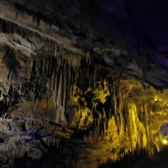 번시 동굴 여행 사진