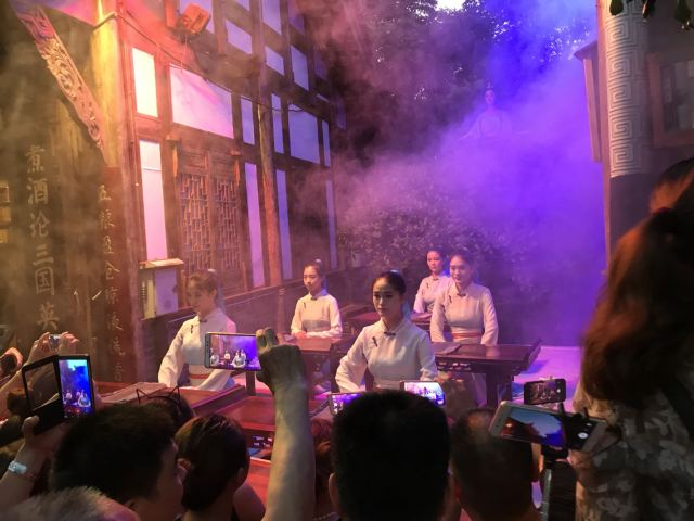 Real Scenario Performance at Langyuanxianjing